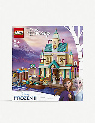 LEGO: LEGO® Disney Frozen II 41167 Arendelle Castle Village set
