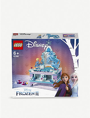 LEGO: LEGO® Disney Frozen II 41168 Elsa's Jewellery Box set