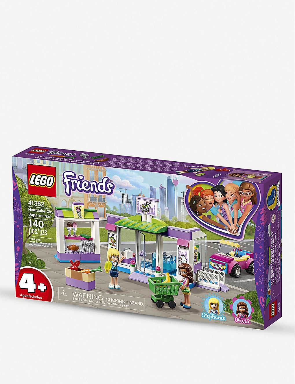 LEGO: LEGO® Friends Heartlake City Supermarket set
