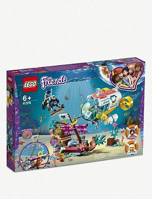 LEGO Friends Dolphin Rescue mission set