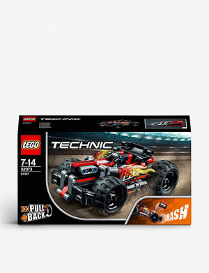 LEGO Technic Bash! car