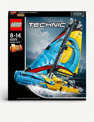 LEGO Technic 2-in-1 racing yacht