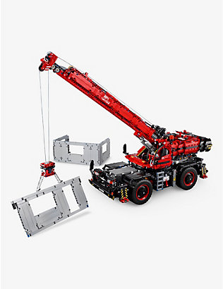 LEGO: Technic 42082 Rough Terrain Crane
