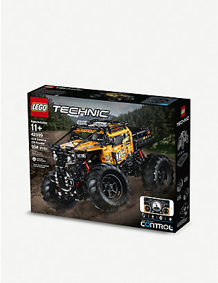 LEGO: LEGO? Technic? 4x4 X-treme Off-Roader