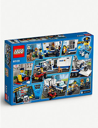 LEGO: Police Command Centre