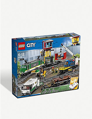 LEGO: LEGO® City Cargo Train set