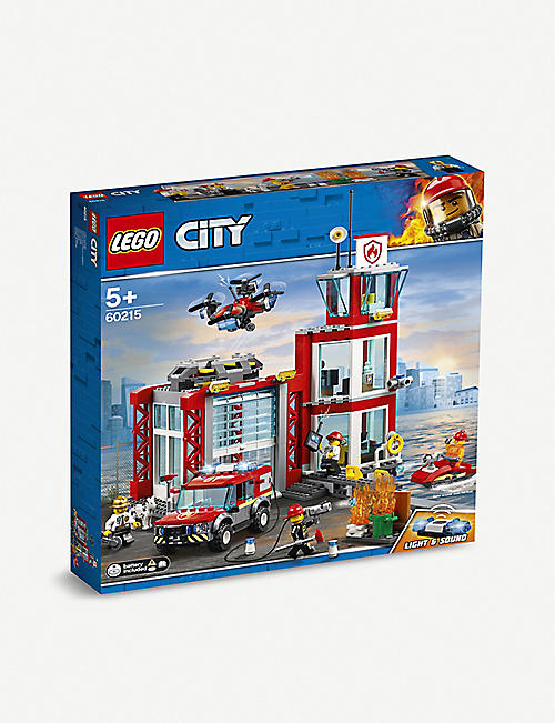 LEGO: LEGO® City Fire Station set