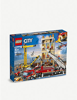 LEGO: LEGO® City Downtown Fire Brigade set
