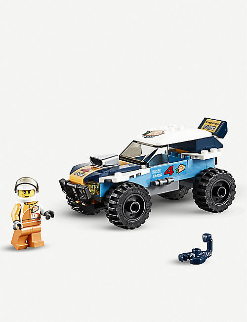LEGO City Desert Rally Racer set
