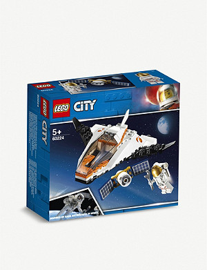 LEGO LEGO® City Satellite Service Mission set