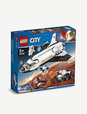 LEGO LEGO® City Mars Research Shuttle set