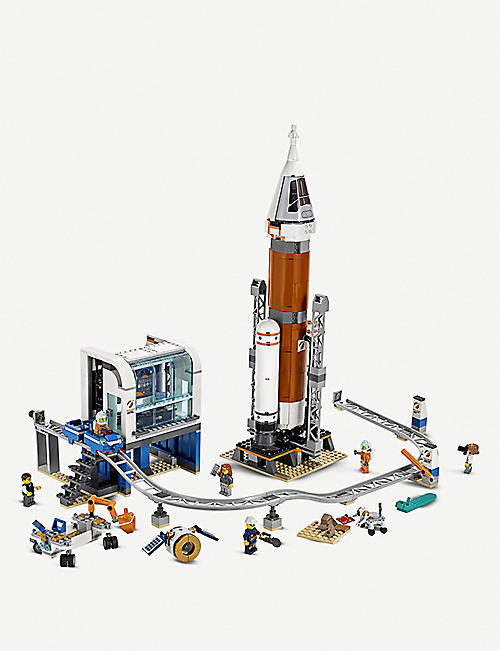 LEGO City Deep Space Rocket and Launch set