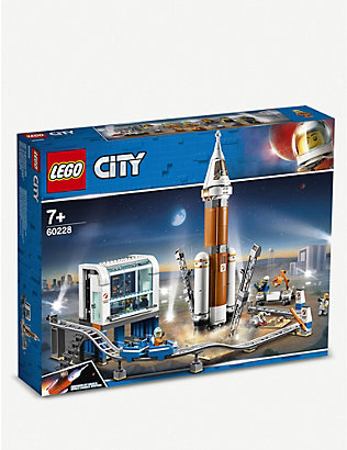 LEGO: LEGO® City Deep Space Rocket and Launch set