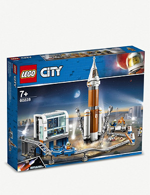 LEGO LEGO® City Deep Space Rocket and Launch set