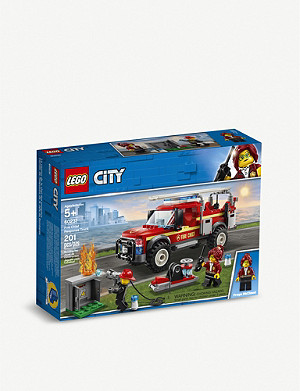 LEGO LEGO® City Fire Chief Response Truck set