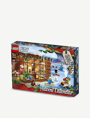 LEGO LEGO? City Advent Calendar