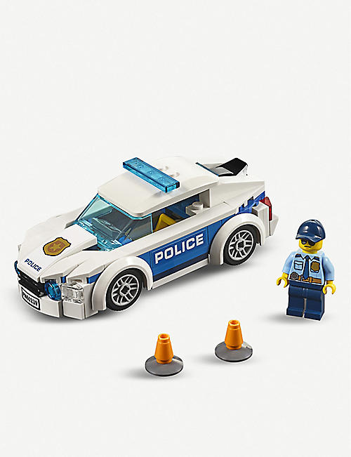 LEGO City Police Patrol Car set