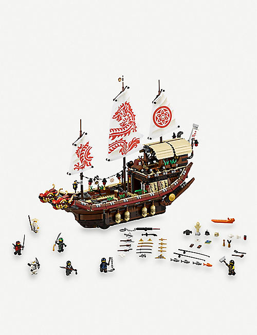8529ecec5b6 LEGO The Lego Ninjago Movie Destiny s Bounty