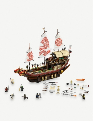 LEGO The Lego Ninjago Movie Destiny's Bounty