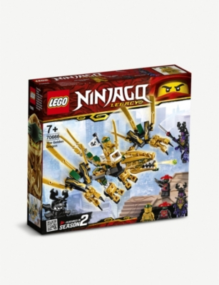 LEGO Ninjago The Golden Dragon set