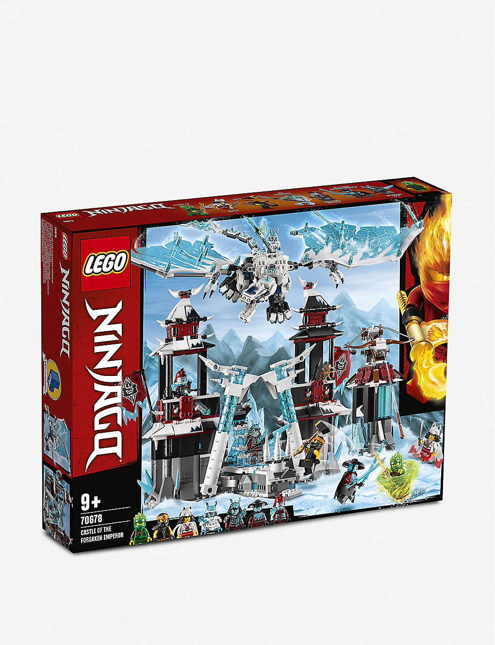 LEGO: LEGO® Ninjago Castle of the Forsaken Emperor