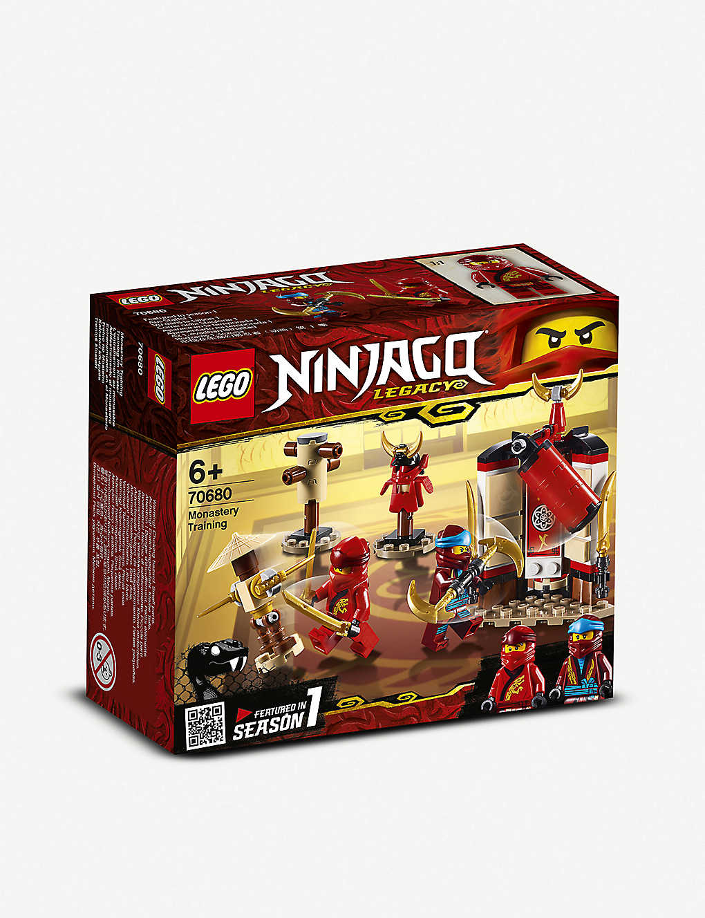 LEGO: Ninjago Monastery Training set