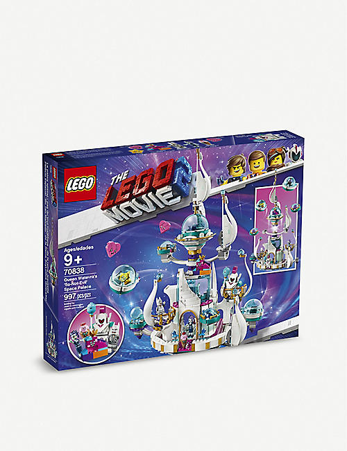 LEGO LEGO® Queen Watevra's 'So-Not-Evil' Space Palace set