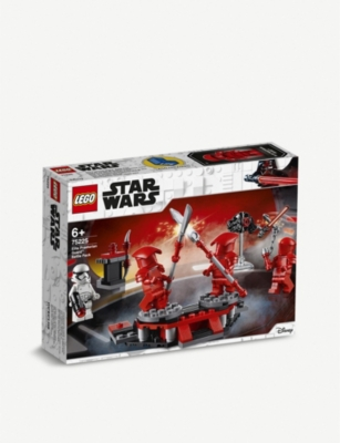 LEGO Star Wars™ The Last Jedi Elite Praetorian Guard Battle set