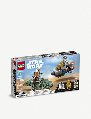 LEGO LEGO® Star Wars™ Escape Pod vs. Dewback Microfighters dual set