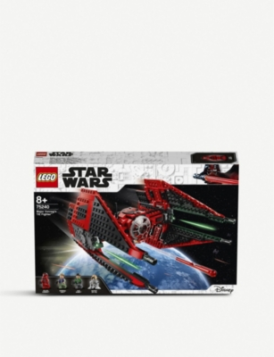 LEGO 75240 Star Wars Major Vonreg's TIE Fighter set