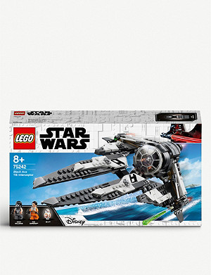 LEGO LEGO® 75242 Black Ace TIE Interceptor set