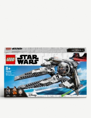 LEGO 75242 Black Ace TIE Interceptor set
