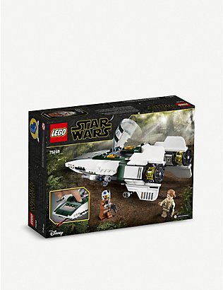 LEGO: LEGO® Star Wars™ Resistance A-Wing Starfighter set
