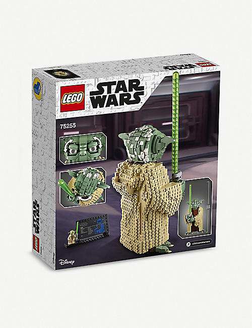 LEGO: LEGO® Disney Star Wars™ 75255 Yoda set