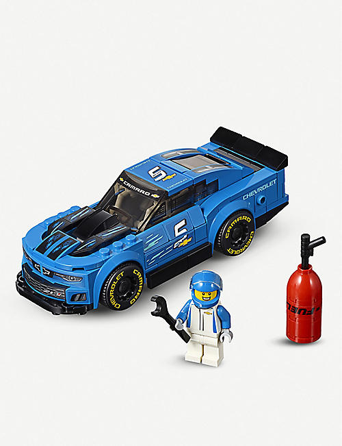 LEGO Speed Champions Chevrolet Camaro ZL1 Race Car set