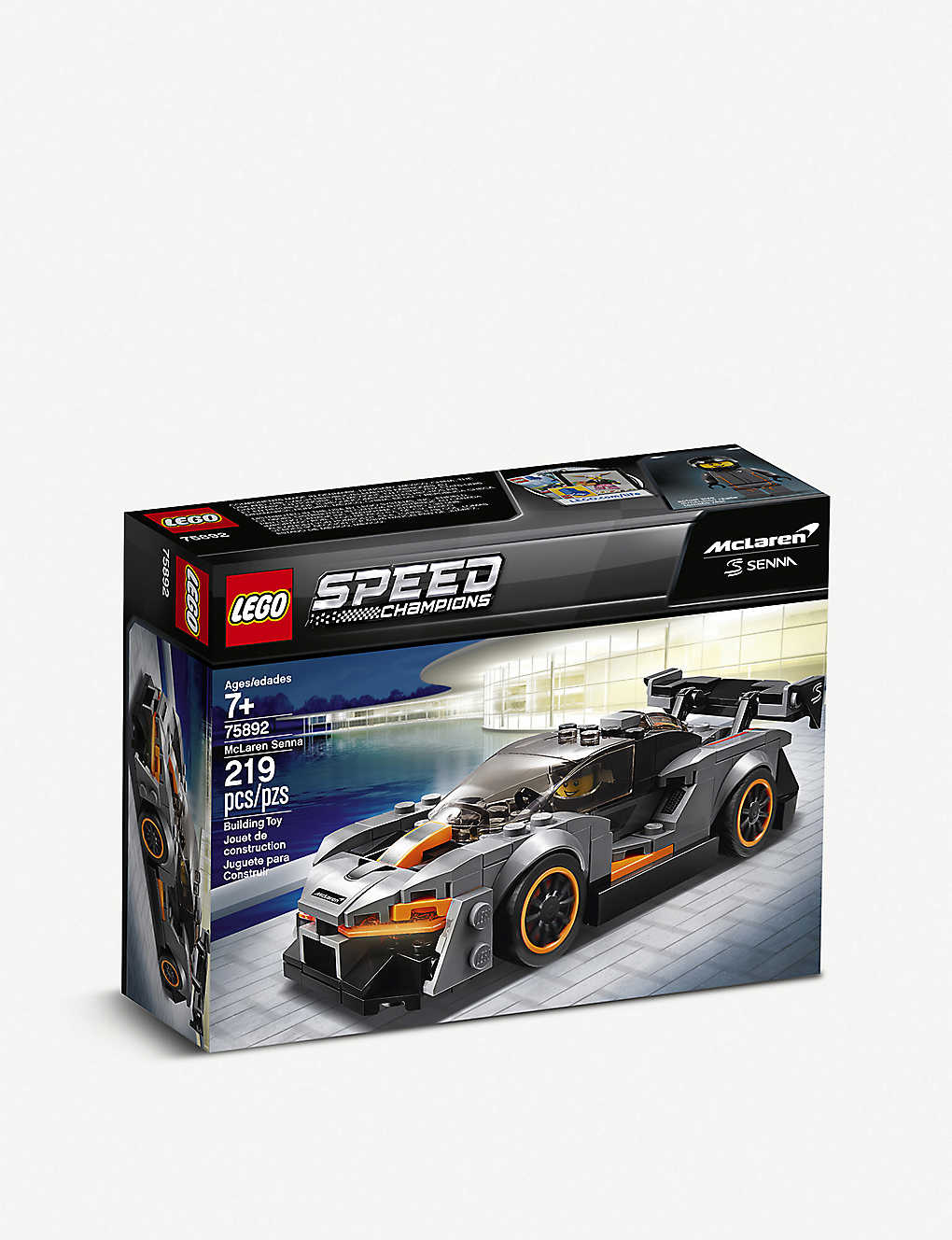 LEGO: Speed Champions McLaren Senna set