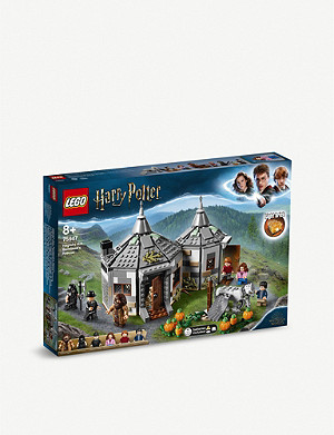 LEGO LEGO® Harry Potter Hagrid's Hut: Buckbeak's Rescue set