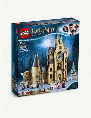 LEGO: LEGO? Harry Potter Hogwarts Clock Tower