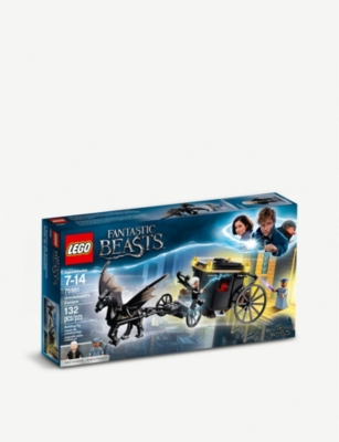 LEGO Fantastic Beasts 75951 Grindelwald's Escape battle game (+7 years)
