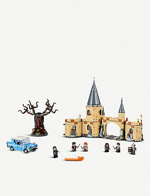 LEGO Harry Potter 7595 Hogwarts Whomping Willow set (+7 years)