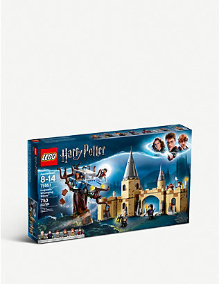 LEGO: Harry Potter 7595 Hogwarts Whomping Willow set (+7 years)
