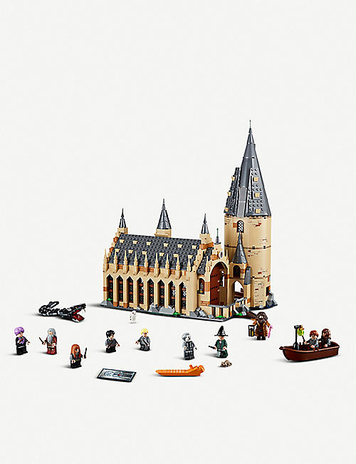 LEGO LEGO® Harry Potter 75954 Hogwarts Great Hall set 9+ years