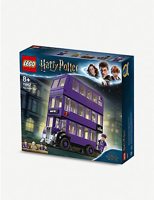 LEGO: LEGO? Harry Potter The Knight Bus set