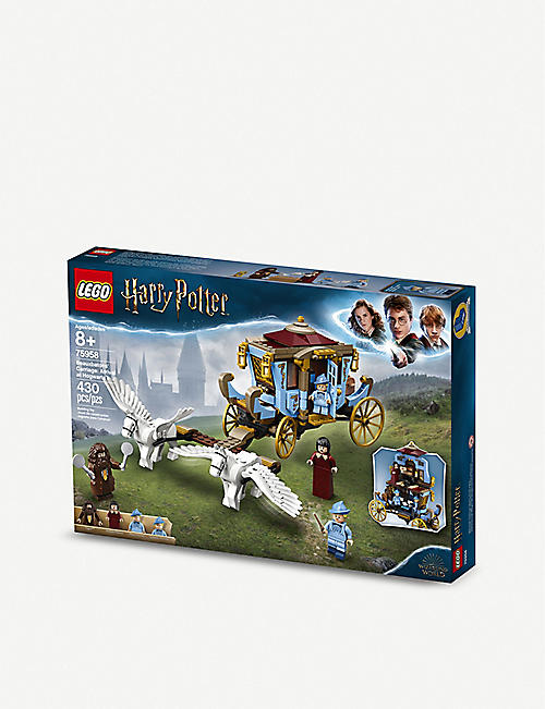 LEGO LEGO® Harry Potter 75958 Beauxbatons' Carriage: Arrival at Hogwarts