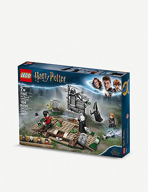 LEGO LEGO Harry Potter The Rise of Voldemort