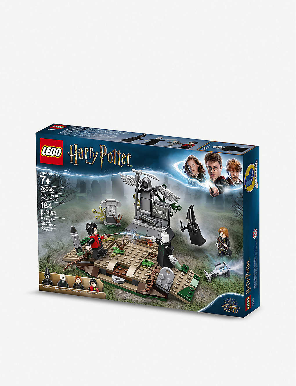 LEGO: LEGO Harry Potter The Rise of Voldemort