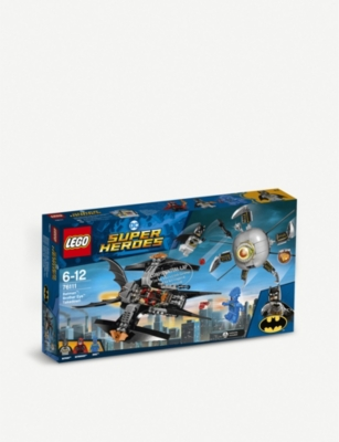 LEGO DC Superheroes 76111 Batman: Brother Eye Takedown set