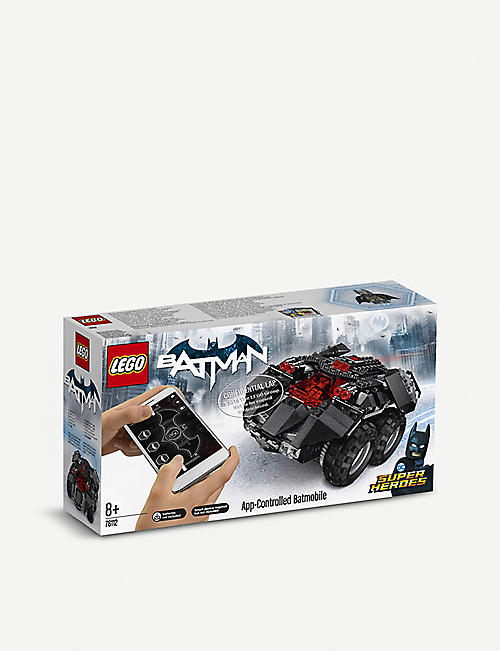 LEGO LEGO® DC Superheroes 76112 Batman: App-controlled Batmobile