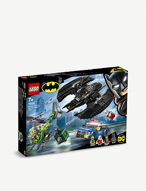LEGO LEGO® DC Super Heroes Batman Batwing and The Riddler Heist