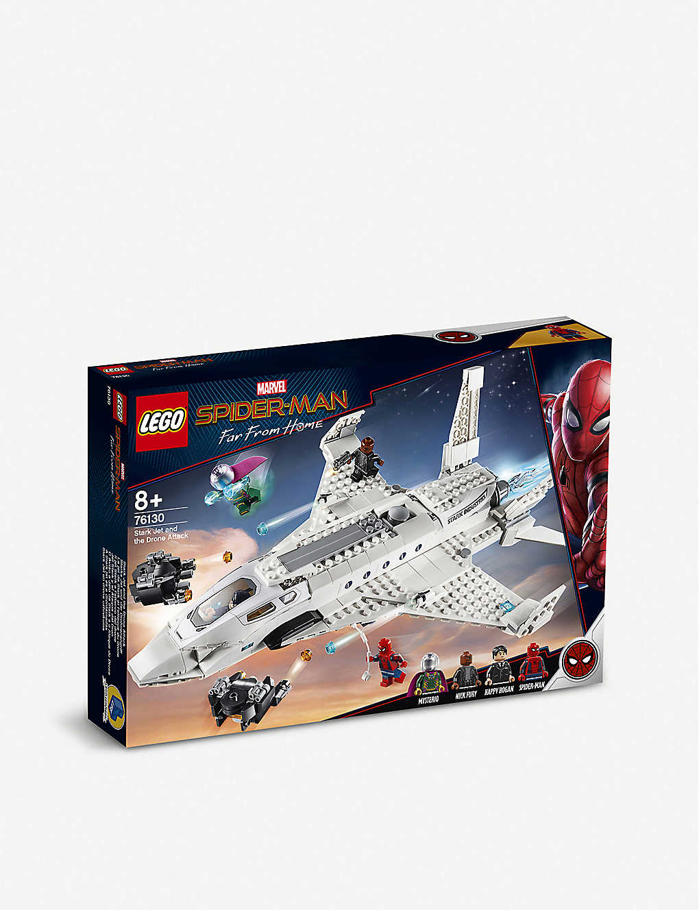 LEGO: LEGO® Disney Marvel Spider-Man: Far From Home Stark Jet and Drone Attack set